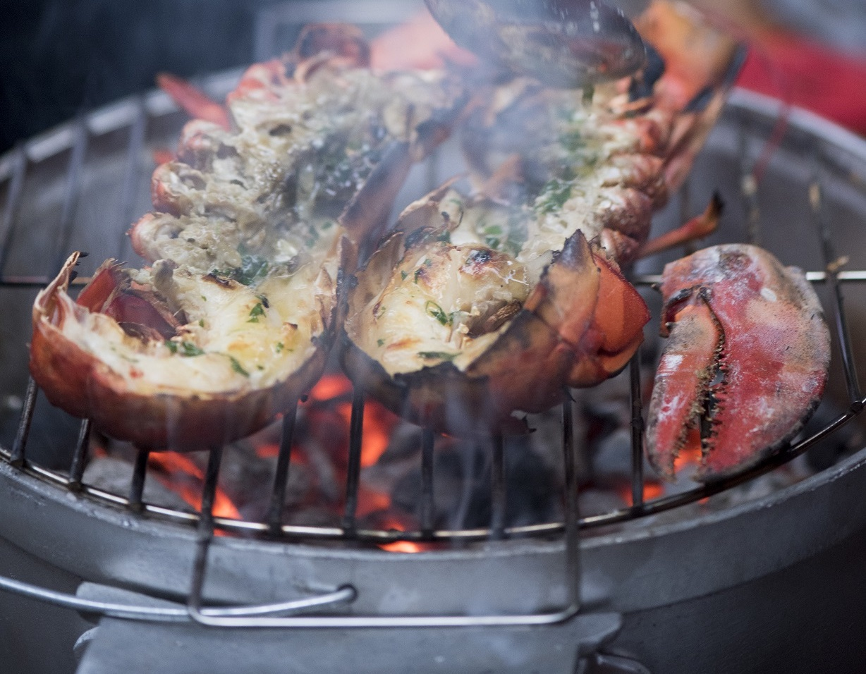 The joy of barbeque cooking